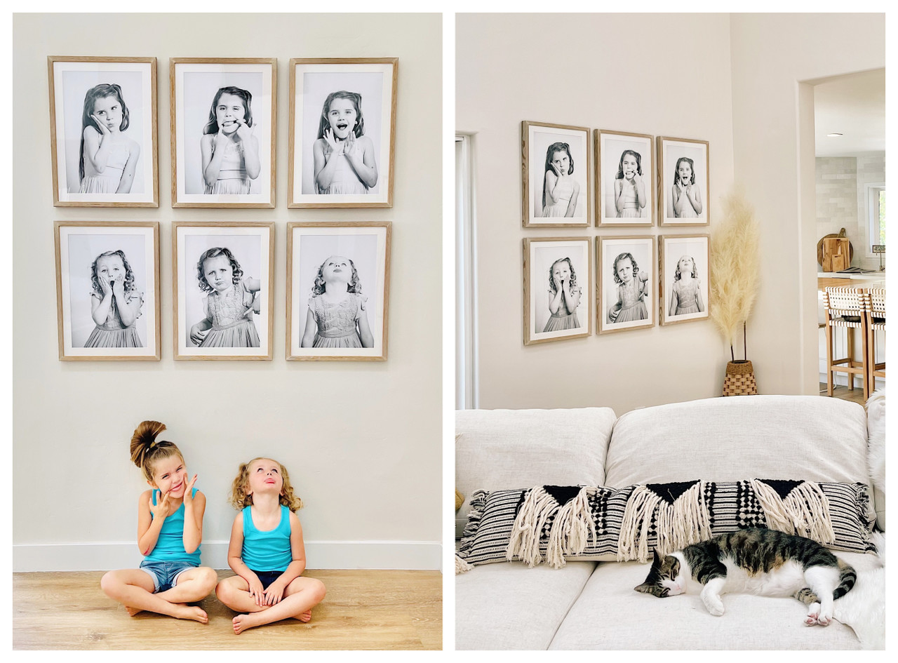Black and White Kids Photography by Rosie Maxhimer