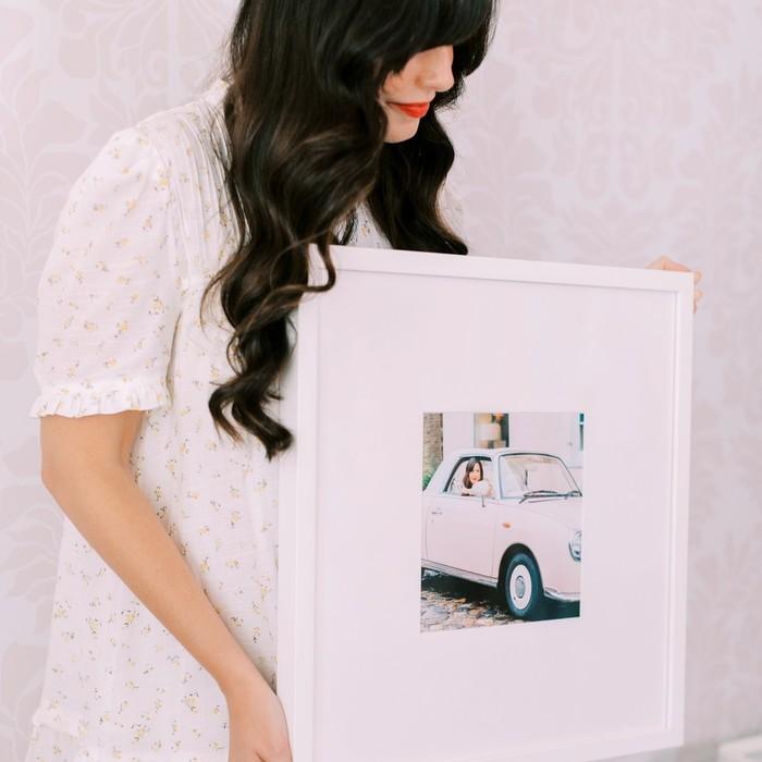 Frame a photo online