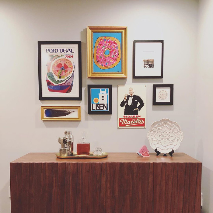 Custom Frame Styles to Match Your Decor