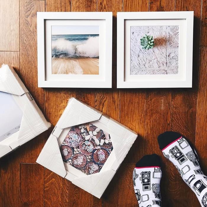 frame my iphone photos