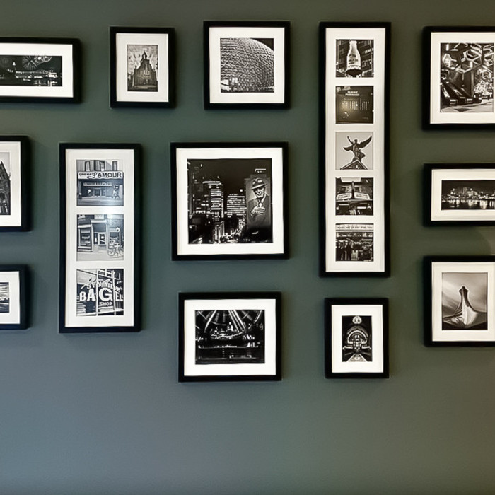 What We Framed In August